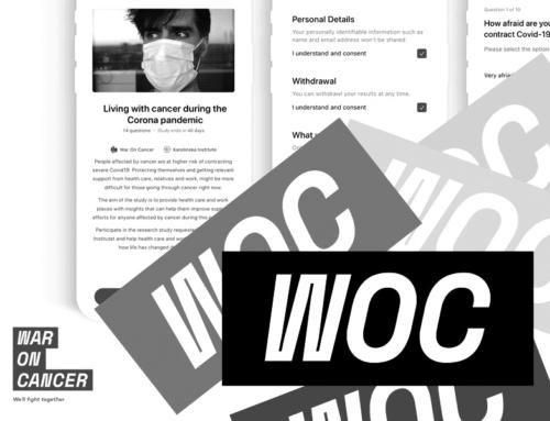 Een sociaal netwerk voor kankerpatiënten tijdens en na behandeling